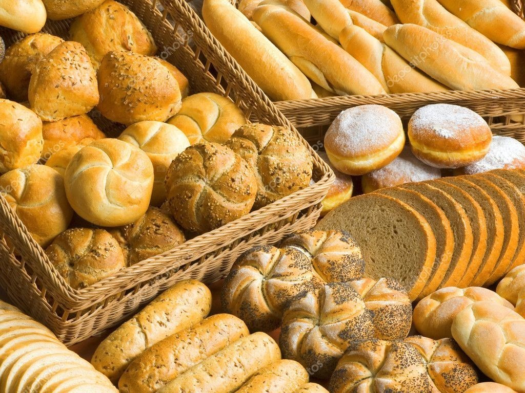 продукция пекарни