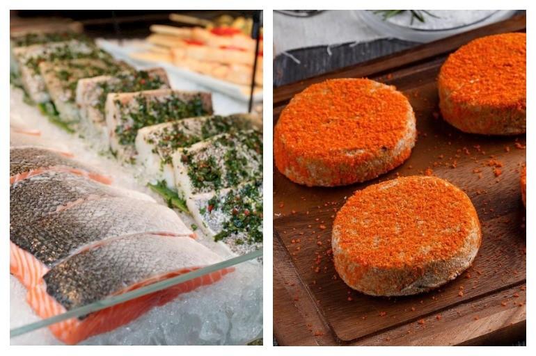 рыбные полуфабрикаты по ГОСТ
